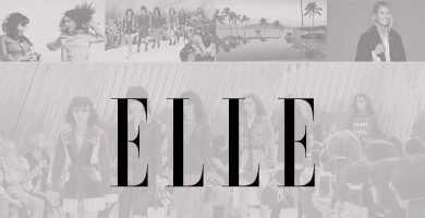 Website Online Magazine – ELLE Indonesia