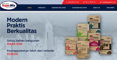 Website Semen Instan – SuperMix