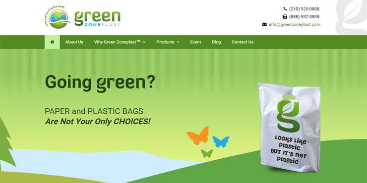 jasa pembuatan website green zoneplast