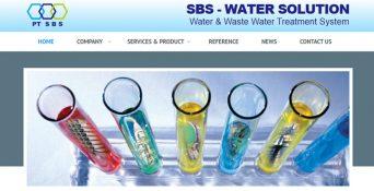SBS Water Solution