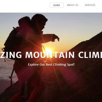 Pembuatan Website Adventure Plus Indoensia (APLUSINDO)