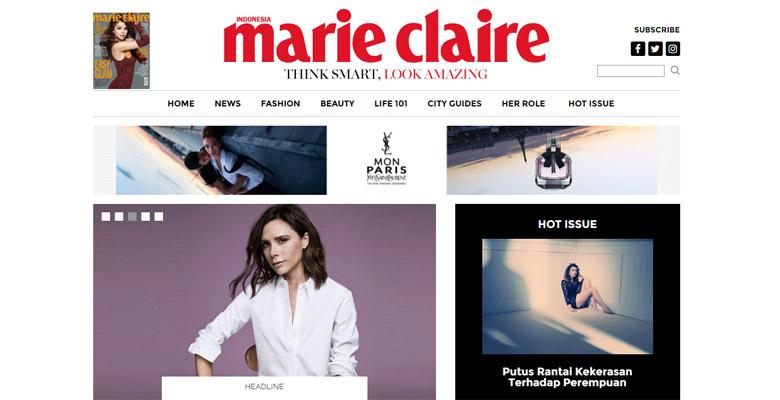 pembuatan-website marie claire indonesia