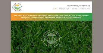 Website Taman – Tukang Taman Cibubur