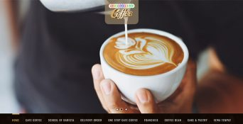 Website School of Barista – Archipelago Coffee