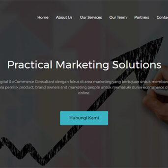 Website Digital Marketing – PRACMATIS