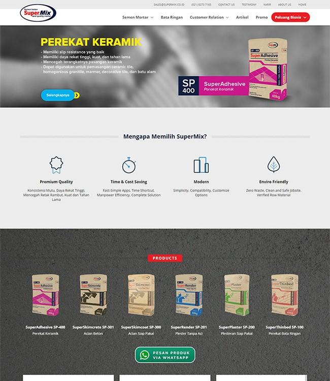 website semen instan