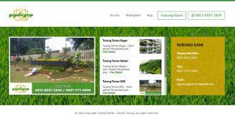 Website Gayatri Taman