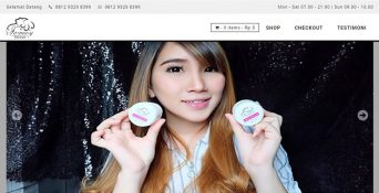 Website Kosmetik – Farmacy Skincare