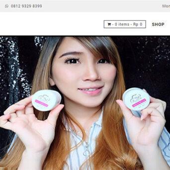Website Kosmetik – Farmacy Skincare