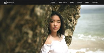 Website Kyla Christie Official