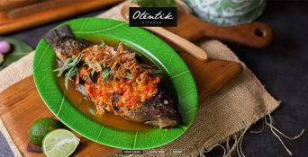 Website Resto – Otentik Kitchen