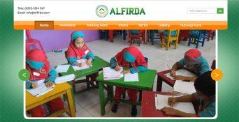 Website Sekolah – Alfirda