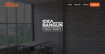 Website Building Solution – IDEA Bangun