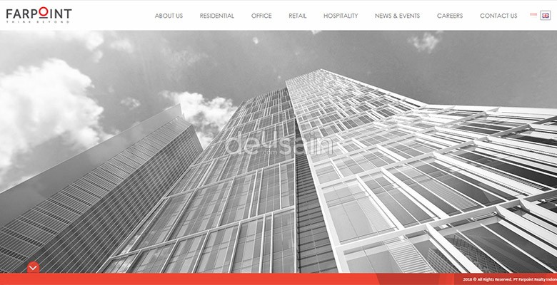 website developer property
