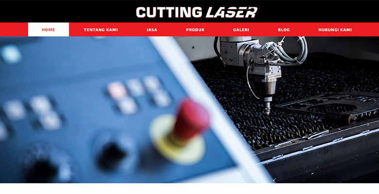 website laser cutting
