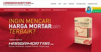 Website Semen Mortar