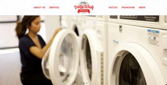 Website Coin Laundry – The Daily Wash