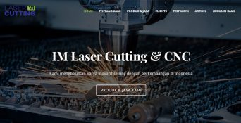Website Laser Cutting CNC – IM Laser Cutting
