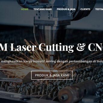 Website Laser Cutting CNC – IM Laser Cutting