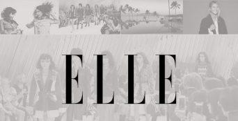 Website Majalah Online – ELLE