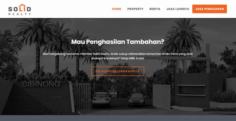 website property