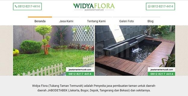 website jasa taman termurah