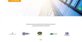 Website Kontraktor Kaca Gedung – Jasindo