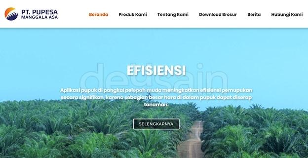 website pupuk kelapa sawit