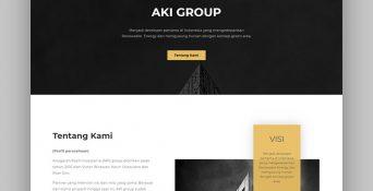 Website Developer Property – AKI Group