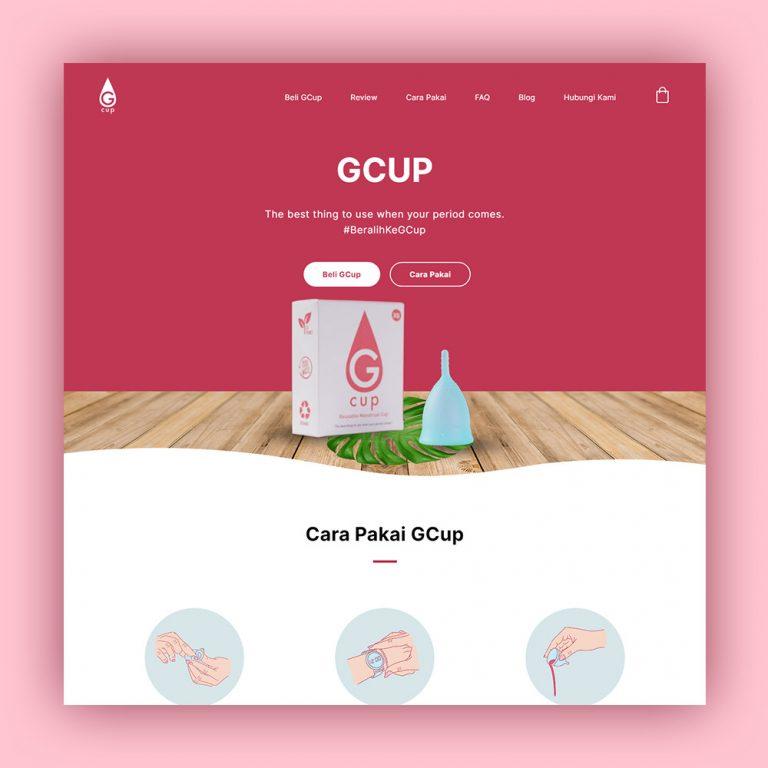 Website Menstrual Cup