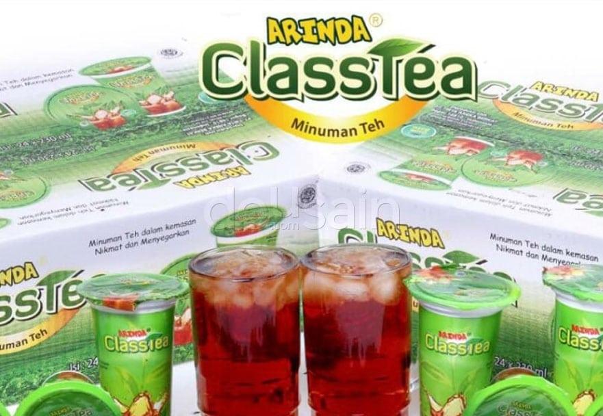 arinda class tea