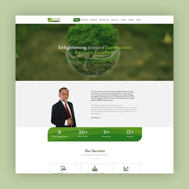 website konsultan csr
